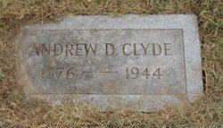 Andrew Dow Clyde