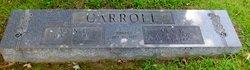 Alvin D Carroll