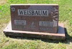 Dr M. Byron Weisbaum