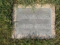 Lucinda Anna <I>Bennett</I> Lasater