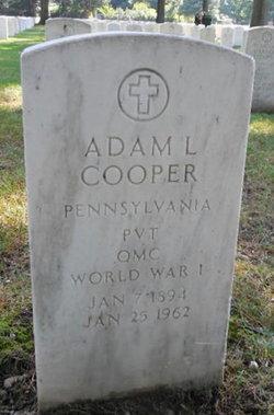 Adam L Cooper