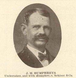 James M Humphreys