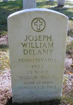 Joseph William Delany