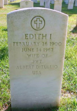 Edith T Di Tullio