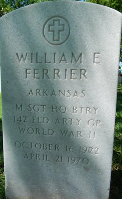 William E Ferrier