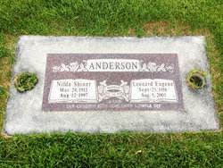 Nilda <I>Shiner</I> Anderson