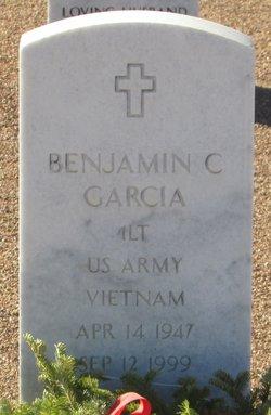Benjamin C Garcia