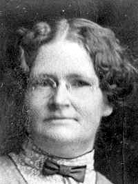 Agnes Gillespie <I>Shields</I> Sagers