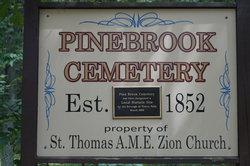 Pine Brook Cemetery