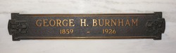George H Burnham