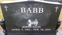 Jimmy Ellis Babb