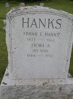 Dora A. <I>Page</I> Hanks