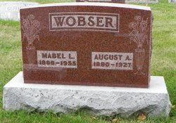 Mabel Louise <I>Gibson</I> Wobser