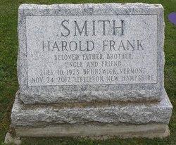 "Harold Frank ""Pickle"" Smith"