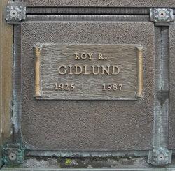 Roy R Gidlund
