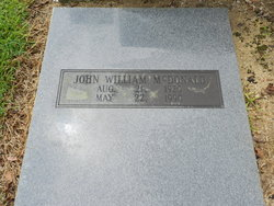 John William McDonald