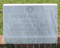 Fr Basil Ruane