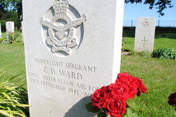 Flight Sergeant Cornelius David Ward