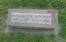 Angeline R. <I>Reece</I> Bergman