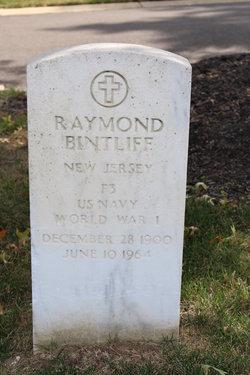 Raymond Bintliff