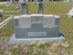 William Edgeworth Sowell