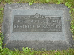 Beatrice Mary Battley