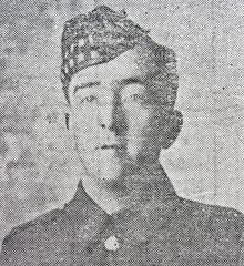 Pvt Archibald McAllister