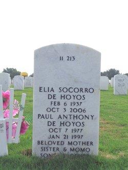 Paul Anthony De Hoyos