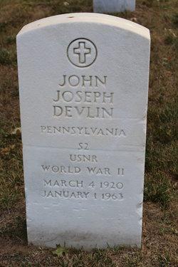 John Joseph Devlin