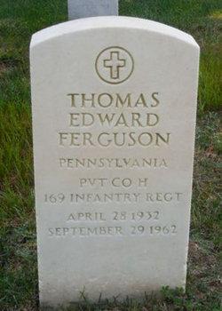 Thomas Edward Ferguson