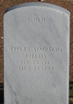 Theta <I>Simpson</I> Fields