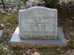 Evelyn Marie <I>Scarborough</I> Edwards