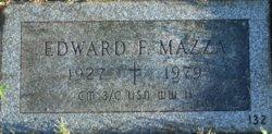 Edward F. Mazza