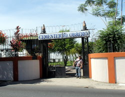 Cemeterio de Obrero