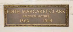 Edith Margaret <I>Johnston</I> Clark