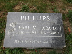 Ada Doddington <I>Smith</I> Phillips