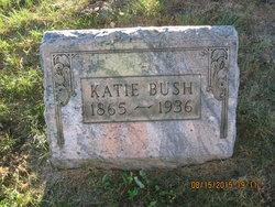"Katherine ""Katie"" <I>Weaver</I> Bush"