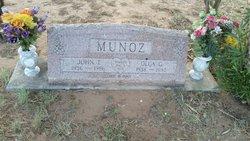 John T Munoz