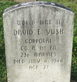 Corp David E Yush