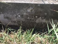 TSGT Joe F Lopez