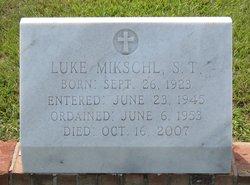 Rev Fr Luke Mikschl