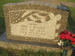 John S McKuen