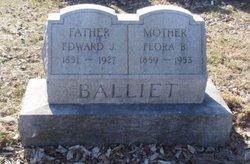 Edward J Balliet