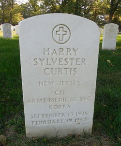 Harry Sylvester Curtis
