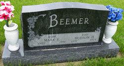 Mary Ellen <I>Garrett</I> Beemer