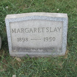 Margaret Jane <I>Wood</I> Slay