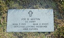 Joe Dudley Austin