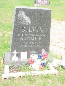 Naomi R <I>Jenkins</I> Silvis