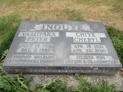 """Chiye """"Cheryl"""" Inouye"""