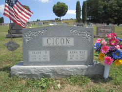 """Frank P. """"Boots"""" Cicon"""